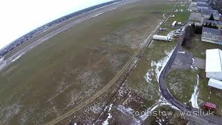 DRONE FPV Fly - First video gopro session