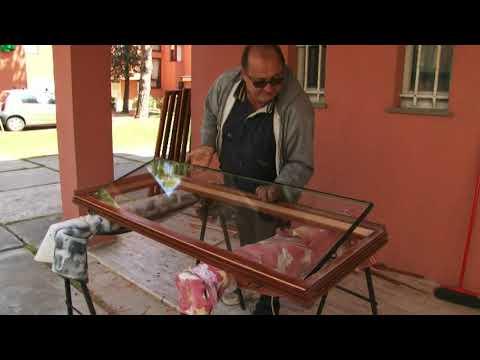 Installazione o sostituzione vetri termici