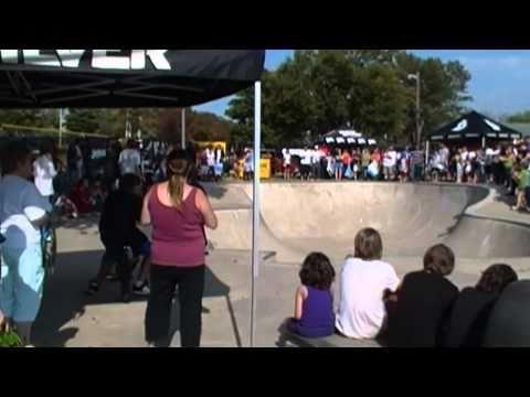 Tony Hawk at Greencastle Skate Park