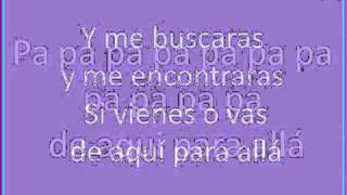 Danna Paola - De aqui para alla [Con Letra] - YouTube2.flv
