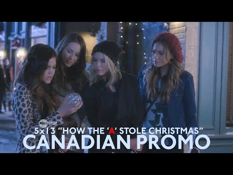 Pretty Little Liars 5.13 (Canadian Preview)