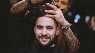 Mens Hair Transformation: From Long To Short | Textured Spiky Quiff Ft. Jordan OBrien