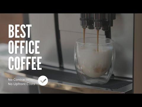 Best Office Coffee Service | Jura Coffee Machine Maker