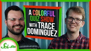 A Colorful Quiz Show with Trace Dominguez | SciShow Quiz Show