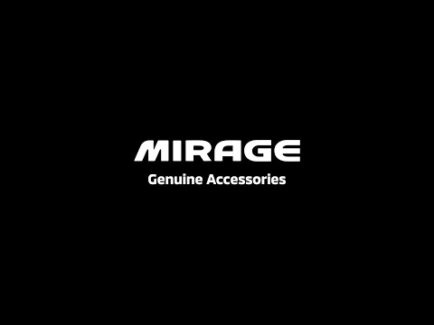 MIRAGE GENUINE ACCESSORY [MITSUBISHI MOTORS]