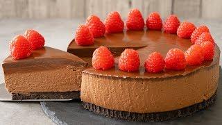 How to Make No Bake Chocolate Cheesecake