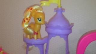 Радужный замок Принцессы Твайлайт Спаркл (Кладин и Роббека 2004)