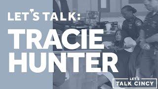 Let's Talk: Ex-judge Tracie Hunter