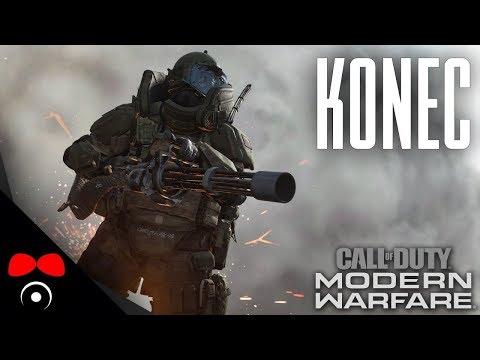 KONEC! | Call of Duty: Modern Warfare (2019) #8