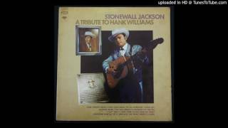 Stonewall Jackson - Lonesome Whistle - 1969 Hank Williams Cover