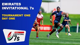 Emirates Invitational 7's – Day One