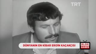 Dünyanın En Kibar Eroin Kaçakçısı