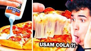 TRUQUES usados em publicidades para a Comida Parecer Deliciosa