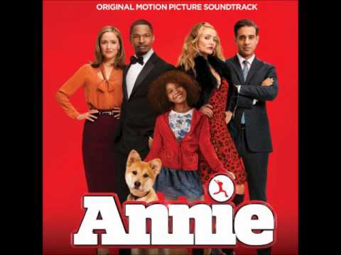 Download Annie OST(2014) - I Think I'm Gonna Like It Here(2014 Film Version) HD Mp4 3GP Video and MP3