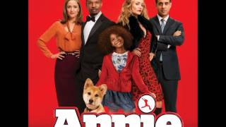 Annie OST(2014) - I Think I'm Gonna Like It Here(2014 Film Version)