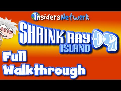 Download ★ Poptropica: Shrink Ray Island FULL Walkthrough ★ Mp4 HD Video and MP3