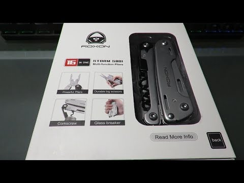 ROXON Storm S801 Multi-tool : Excellent Value for Money ! [Thorough Review]