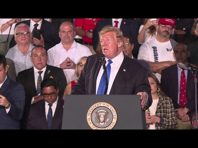 Trump urges Venezuelan military: 'Set your country free' | #GME