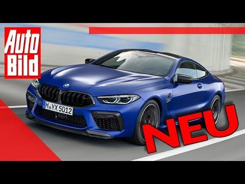 BMW M8 (2019): Neuvorstellung - Infos - Motor - Sound