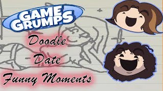 Doodle Date: Funny Moments - Game Grumps Compilation