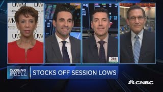Closing Bell Exchange: 'We are not panicking here'