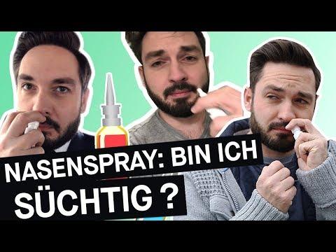 Selbstversuch: 3 Wochen auf Nasenspray. So gefährlich kann es sein! || PULS REPORTAGE