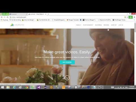 Hướng dẫn làm video online - trực tuyến bằng phần mềm miễn phí!