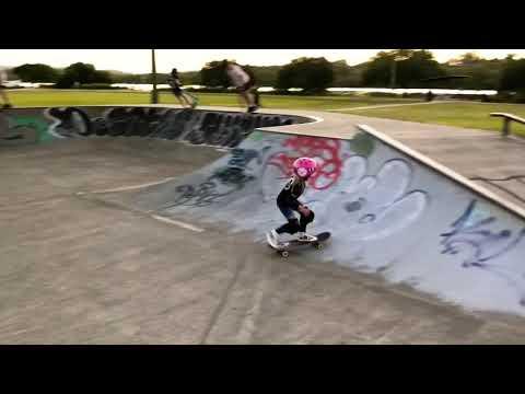 Boardslide at Bli Bli