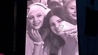 Lana Del Rey - Venice Bitch, Live in Malahide, Dublin 22nd June 2019