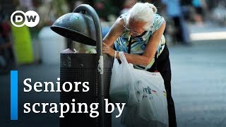 Germany's poor pensioners | DW Documentary