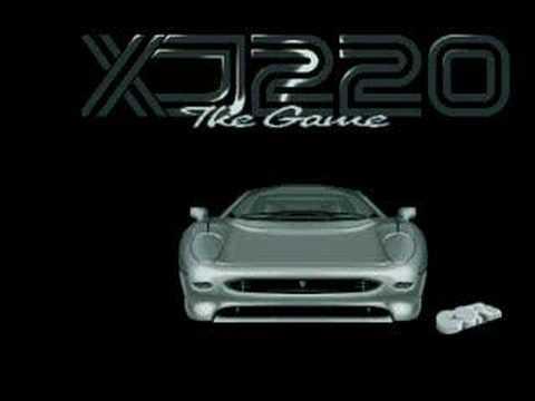 jaguar xj220 amiga game