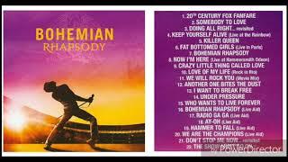 Bohemian Rhapsody Soundtrack 2018