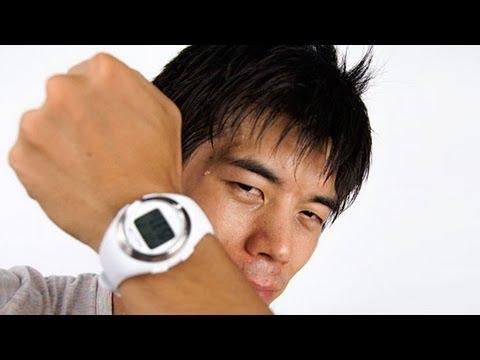 3300円の心拍計付き腕時計 SOLUS LEISURE 800 Review