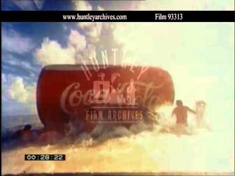 Coca-Cola Commercial (1983) (Television Commercial)