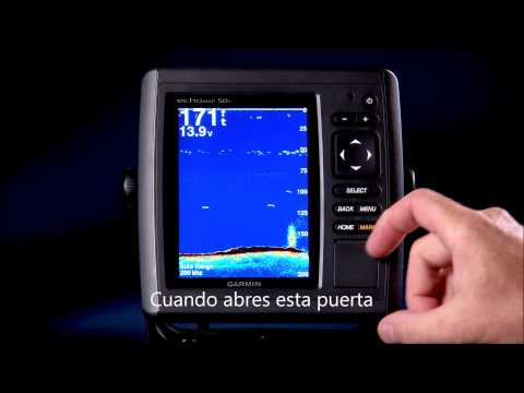 Nuevo GPS/Sonar Marino Garmin echoMAP50s