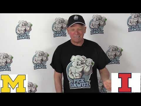 Michigan vs Illinois 12/11/19 Free College Basketball Pick and Prediction CBB Betting Tips