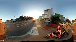 #001 Первое видео об Америке.  Сан Франциско 1 часть
