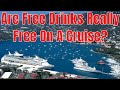 Travelling with Bruce is Live! 6 Cruise Lines Have Free Drinks Why?