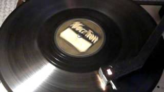 Georgia Tom and Tampa Red - Grievin' Me Blues - 78rpm record VOCALION - Piano and Guitar