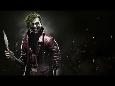Somehow, The Joker Is Back In Injustice 2 (Darkseid's Here Too)