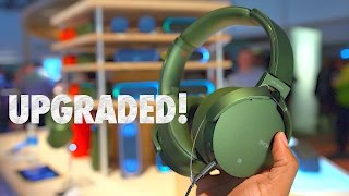 My Favorite Headphones...UPGRADED! (CES 2017)