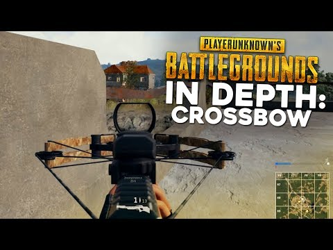 Perfect Shot Player Unknowns Battlegrounds 41 Crossbow Only