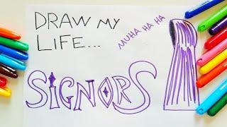 DRAW MY LIFE DEL SIGNOR S!