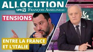 Tensions entre la France et l