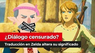 ¿Diálogo censurado?   The Legend of Zelda Breath of the Wild