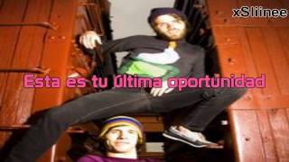 3OH!3 - Love 2012 (Traducido al Español)