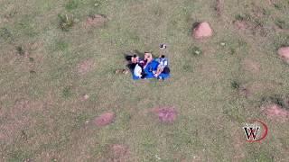 DRONE quase LEVA TIRO do BOB MARLEy wanzam fpv