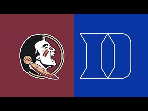 Florida State vs. Duke Preview And Prediction