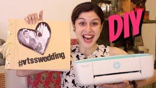 DIY|| WEDDING ALBUM + HP PRINTER GIVEAWAY!!!!