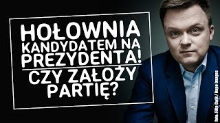 Szymon Hołownia kandydatem na prezydenta! Czy założy partię polityczną?